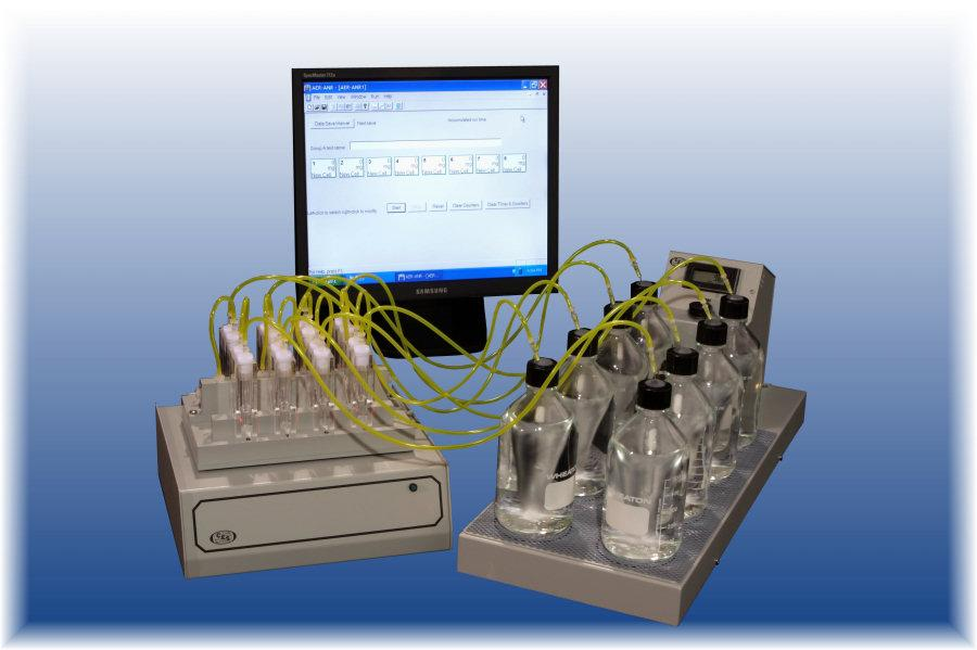 respirometers for waste water monitoring