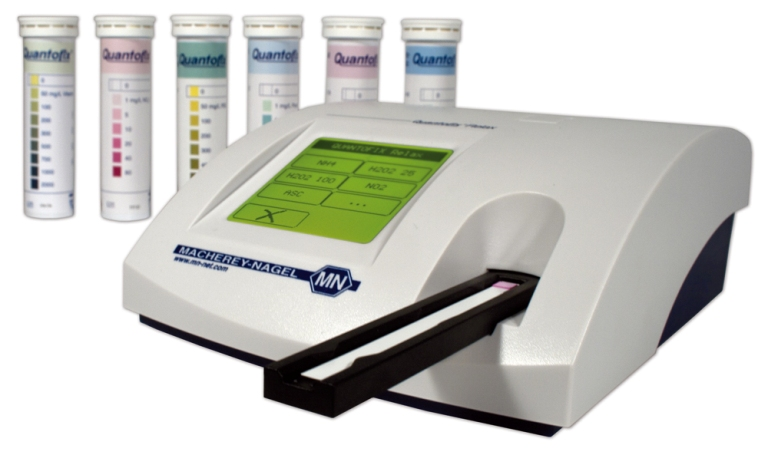 Macherey Nagel test strip reader