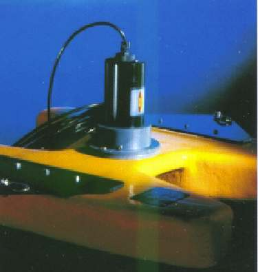 floating oil on water analyser