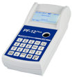hand held photometer for portable analysis